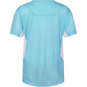 Regatta Takson III T-Shirt Kids cool aqua/white